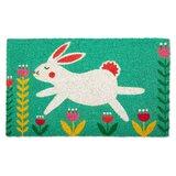 Bunny Doormat Wayfair