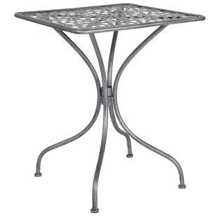 Odum Metal Side Table