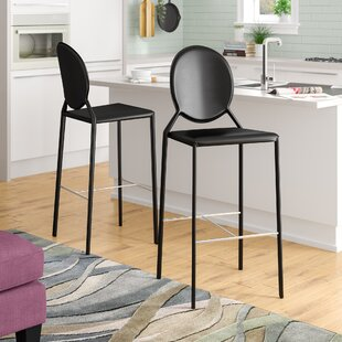 Crew Bar Stool (Set of 2) by Wade Logan