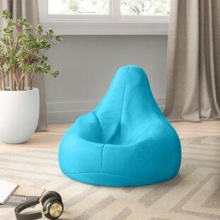 Kids High Back Gamer Bean Bag Chair By Zipcode Design