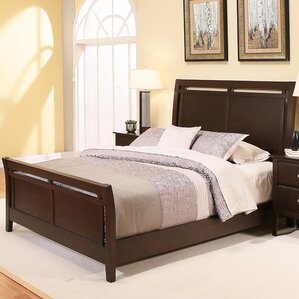 kaitlin sleigh bed - King Sleigh Bed
