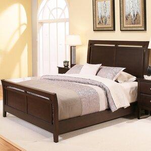 Kaitlin Sleigh Bed