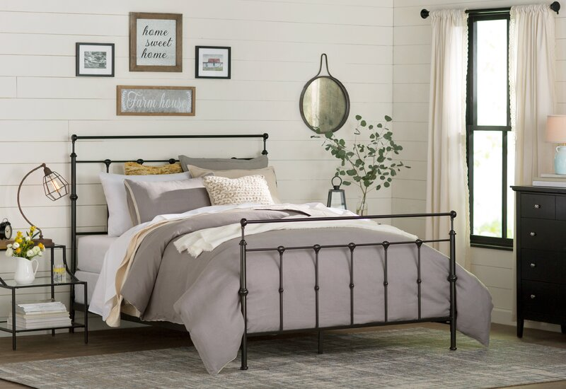 Home Sweet Home Galvanized Metal Wall Décor