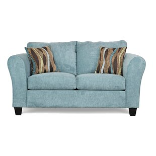 Three Posts Fredericktown Loveseat