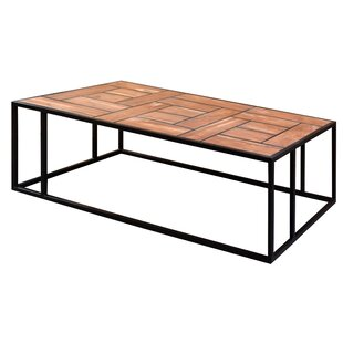 Bookman Parquet Coffee Table