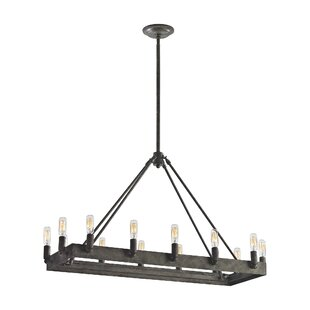 Copes 14-Light Kitchen Island Pendant by 17 Stories