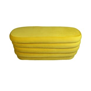 Eversole Ottoman by Wrought Studio