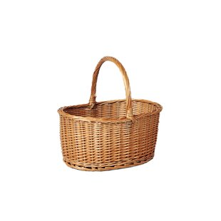 20cm Willow Oval Shopper By House Additions