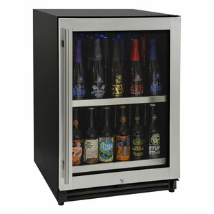 23.4-inch 5.7 Cu. Ft. Convertible Beverage Center by Kegco 2019 Sale