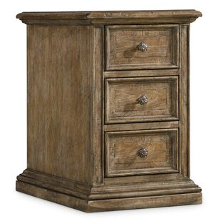 Solana 3 Drawer Accent Chest