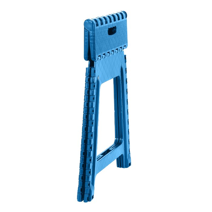 Awe Inspiring Folding 1 Step Plastic Step Stool Ocoug Best Dining Table And Chair Ideas Images Ocougorg