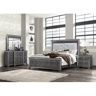 Everly Quinn Landgraf Panel Configurable Bedroom Set