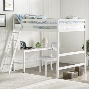 Body Caspian Full Platform Bed by