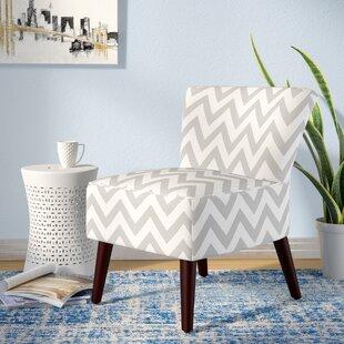 Latitude Run Dundridge Slipper Chair