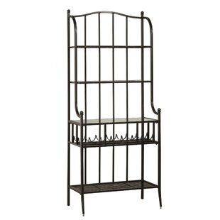 Darby Home Co Marin Steel Baker's Rack