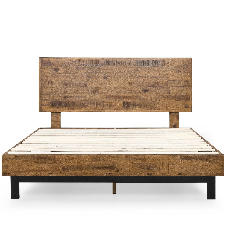 Radabaugh Low Profile Platform Bed Reviews