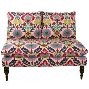 Helotes Loveseat by Bungal..