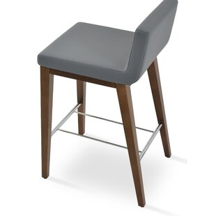Harlowe Wood 29 Bar Stool Comm Office