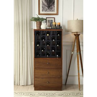 Wachtel Wooden Bar by Charlton Home