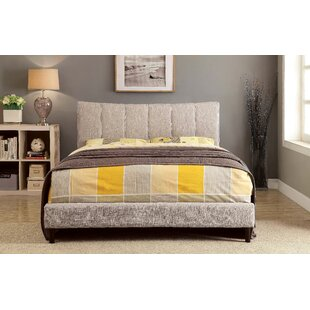 Fellows Upholstered Platform Bed