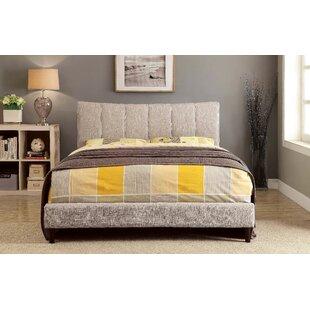Fellows Upholstered Platform Bed