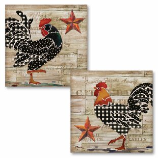 Merveilleux Chicken Rooster Kitchen Decor | Wayfair