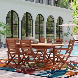 Eades 7 Piece Dining Set