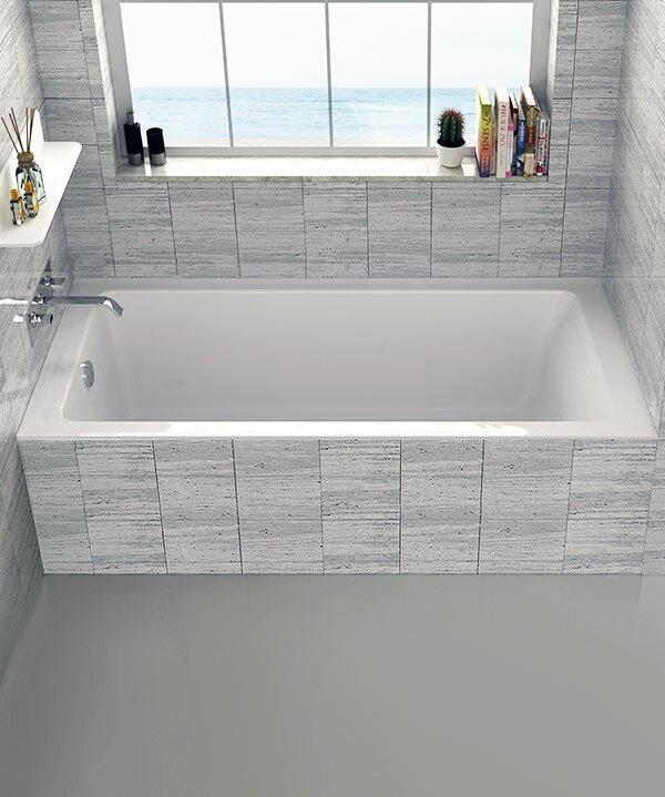Fine Fixtures Drop In Or Alcove 32 X 60 Soaking Bathtub Reviews