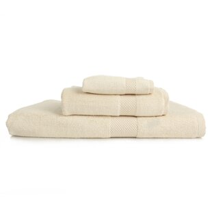Resort 3 Piece Rayon from Bamboo Towel Set