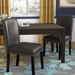 Cotter Dining Chair (Set of 2) Wrought Studio