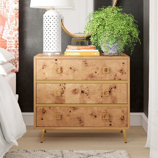 Bronaugh 3 Drawer Dresser by B..