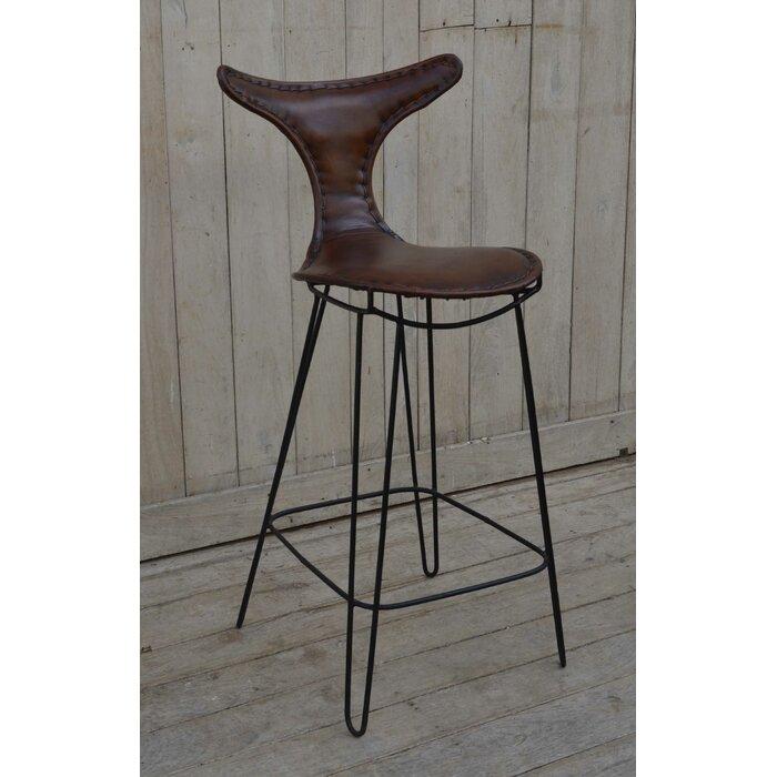 Strange Dishman Bar Stool Inzonedesignstudio Interior Chair Design Inzonedesignstudiocom