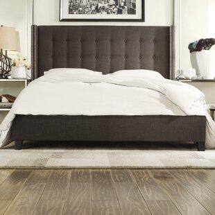 Gittan Upholstered Platform Bed by Willa Arlo Interiors