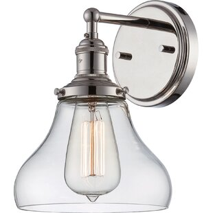 Gwendoline 1-Light Bath Sconce..