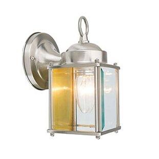 Winston Porter Weishaar LED Outdoor Wall Lantern