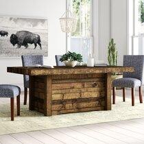 Tree Slab Dining Table Wayfair