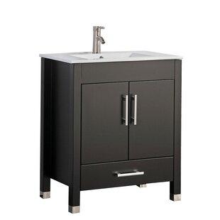 Predmore Modern 30 Single Bathroom Vanity Set by Orren Ellis