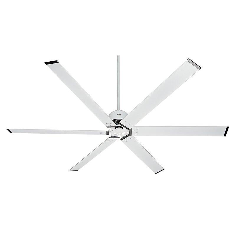 96 Industrial 6 Blade Ceiling Fan