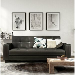 Krista Convertible Sofa by Latitude Run