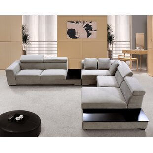 Coalpit Heath Sectional by Orren Ellis Best Choices