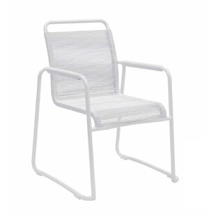 Maynard Armchair Stacking Garden Chair By Sol 72 Outdoor