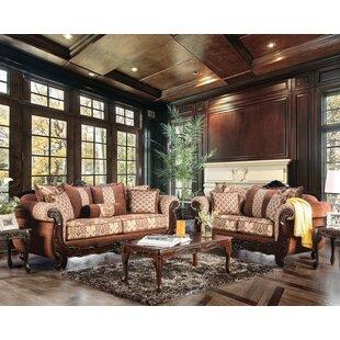 Astoria Grand Ramon Configurable Living Room Set