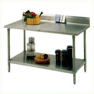 Cucina Americana Prep Table by John Boos
