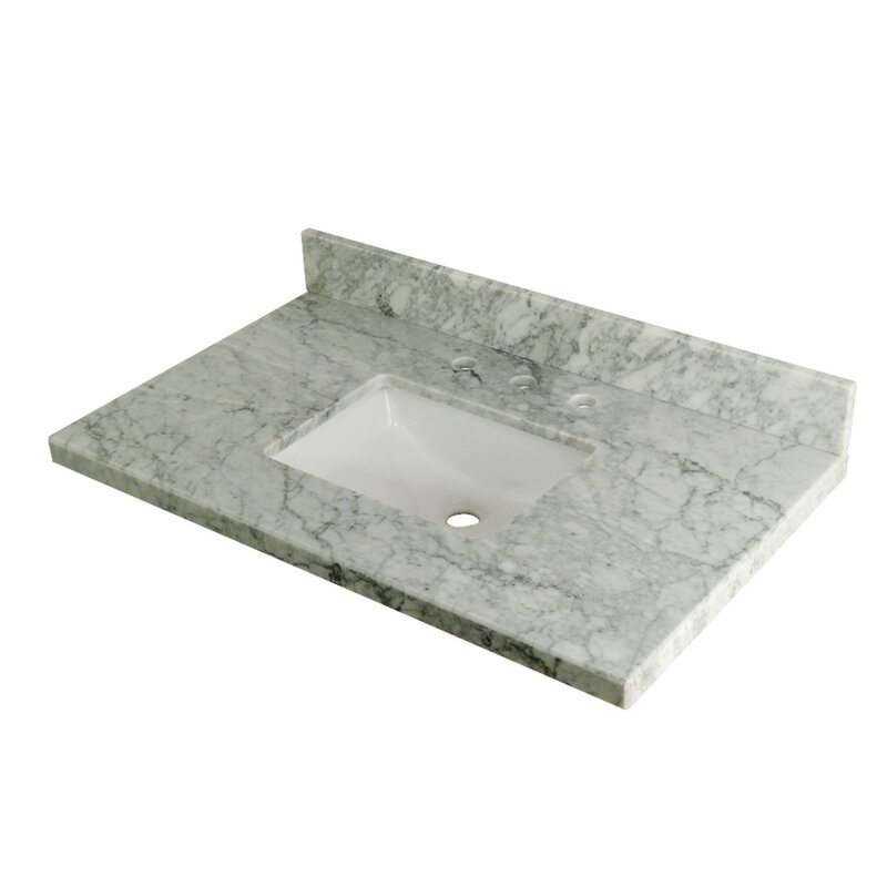 Kingston Br Templeton Carrara Marble