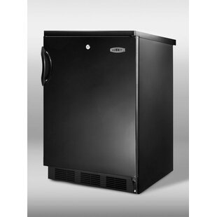 24-inch 5.5 Cu.ft. Compact/Mini Refrigerator by Summit Appliance Great price