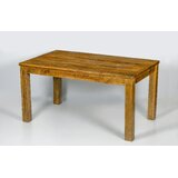 Mccrimmon Mango Solid Wood Dining Table by Loon Peak®