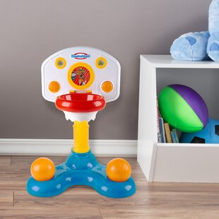 Kids Basketball Hoop by Hey! Play!