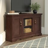 Hutsonville Corner TV Stand for TVs up to 50 by Darby Home Co