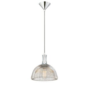 Eurofase Filo 1-Light Dome Pendant