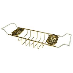 Inexpensive Vintage Bath Caddy ByKingston Brass